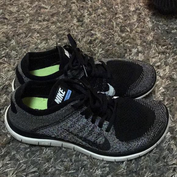 Zapatos Nike Free 40 85 Flyknit Mujeres Talla 85 40 Poshmark d23e34